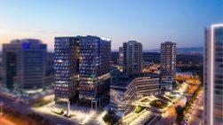 Mahall Ankara B Blok No: 123 Ofis Projesi Mekanik Tesisat İşleri Tamamlandı