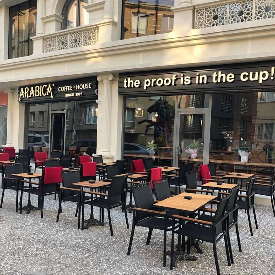 Eskişehir Arabica Coffee Mekanik Tesisat Projesi Tamamlandı