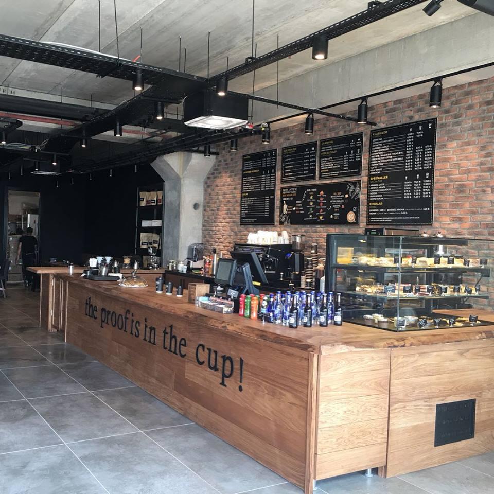 Gimat Gross Arabica Coffee Mekanik Tesisat Projesi Tamamlandı