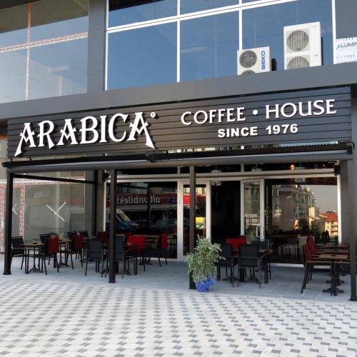 Ankara Dikmen 1071 Arabica Coffee Mekanik Tesisat Projesi Tamamlandı