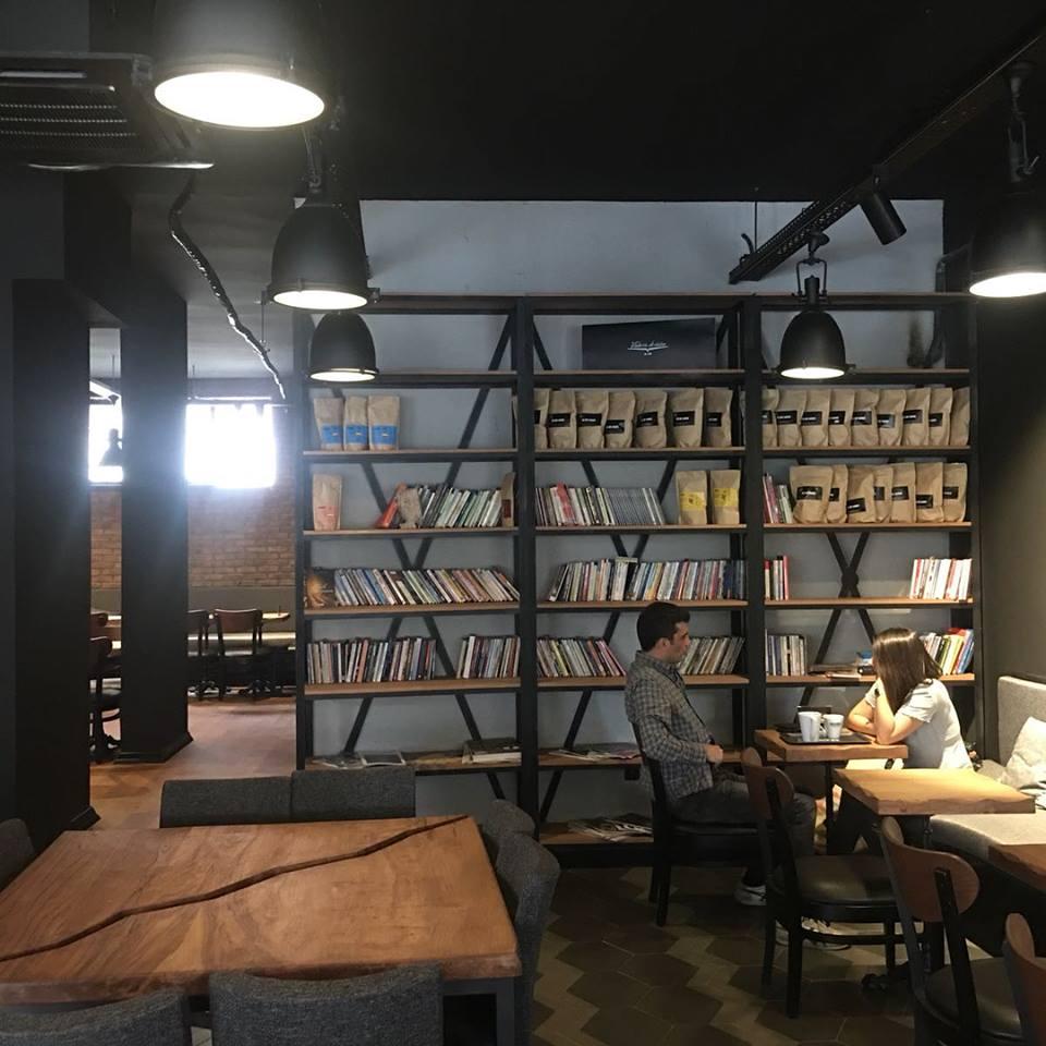 Kızılay Arabica Coffee Mekanik Tesisat Projesi Tamamlandı