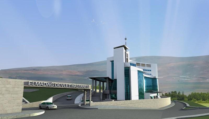 Elmadağ Devlet Hastanesi Havalandırma Sistemi Bakım ve Onarım İşleri Tamamlandı