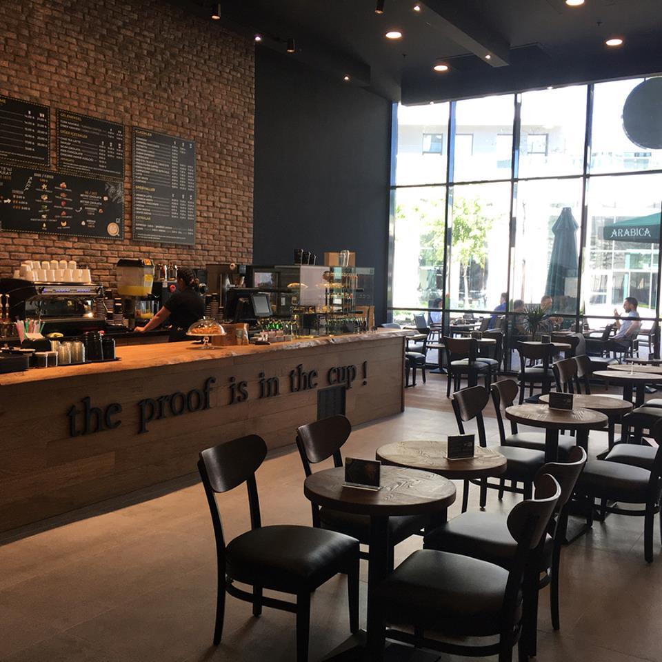 Ostim Teknopark Arabicaa Coffee Mekanik Tesisat Projesi Tamamlandı