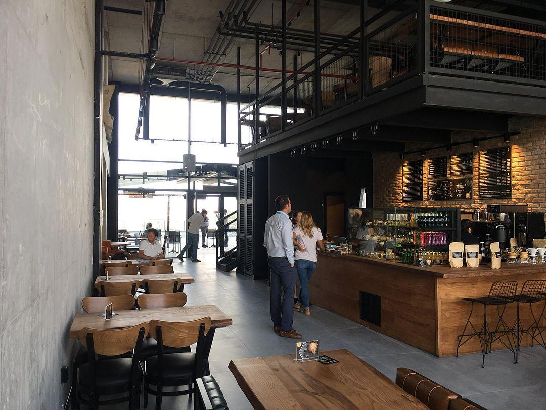 Yıldız Kule'de Arabica Coffee Mekanik Tesisat Projesi Tamamlandı