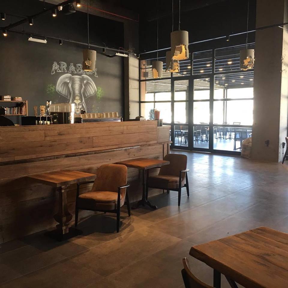Polatlı Arabica Coffee Mekanik Tesisat Projesi Tamamlandı