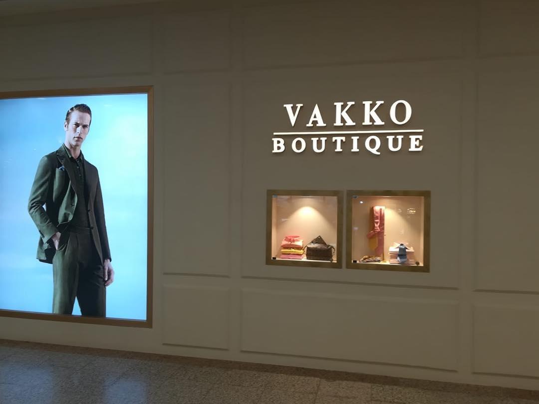 Ankamall Vakko Butik Mağazası Mekanik Tesisat İşleri Tamamlandı