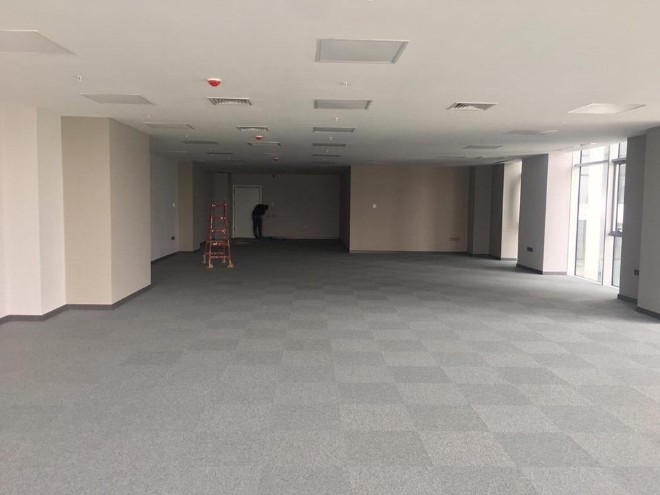 Mahall Ankara'da B Blok 185 Numaralı Ofis Projesi Mekanik Tesisat Projesi Tamamlandı