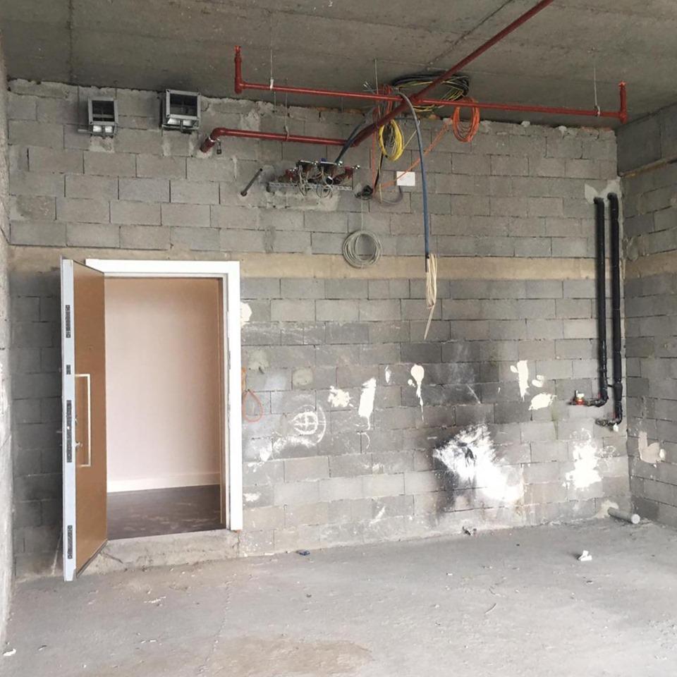 Mahall Ankara'da 212 Numaralı Ofis Projesi Mekanik Tesisat İşleri Tamamlandı