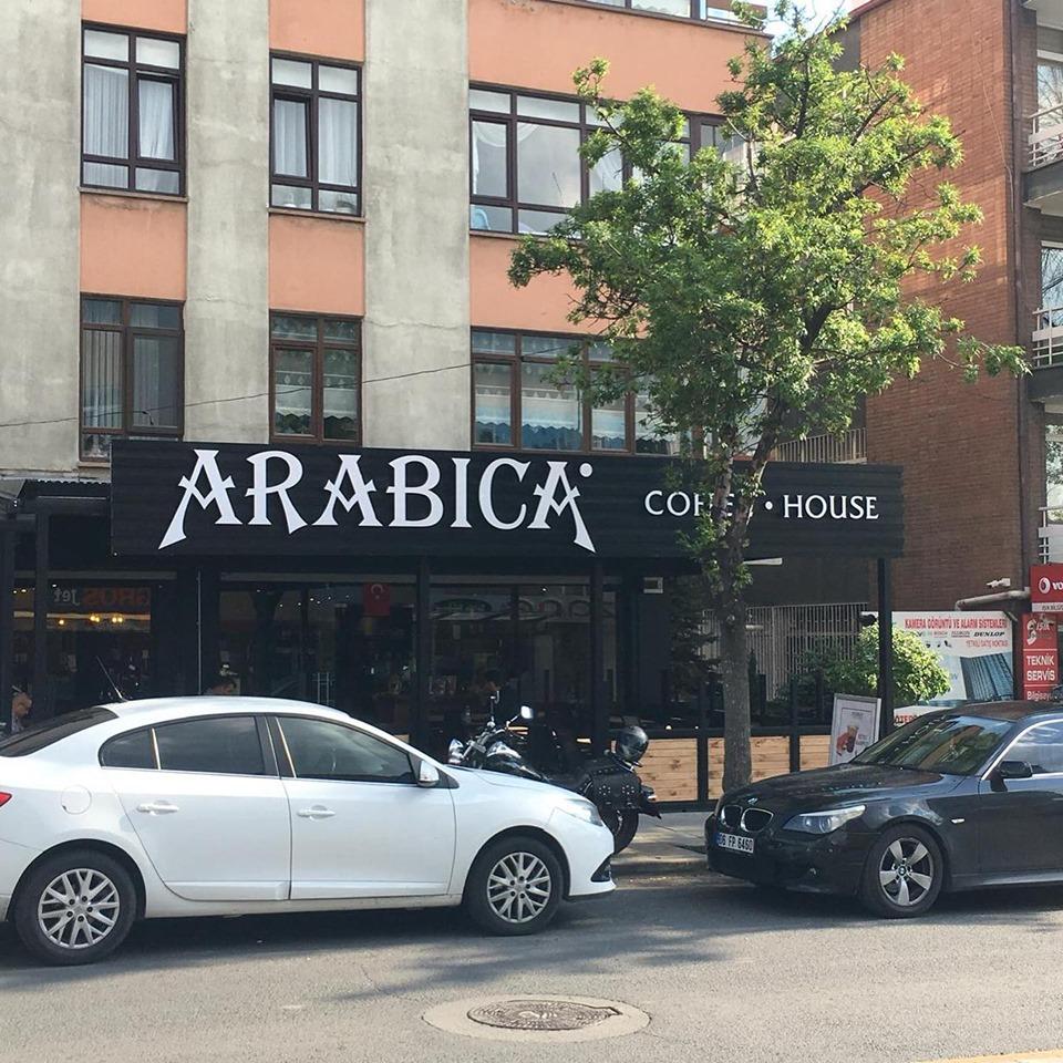 Hoşdere Cadddesi Arabica Coffee Mekanik Tesisat Projesi Tamamlandı