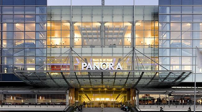 Panora AVM'de Moda Cafe'nin Mekanik Tesisat Projesi Tamamlandı