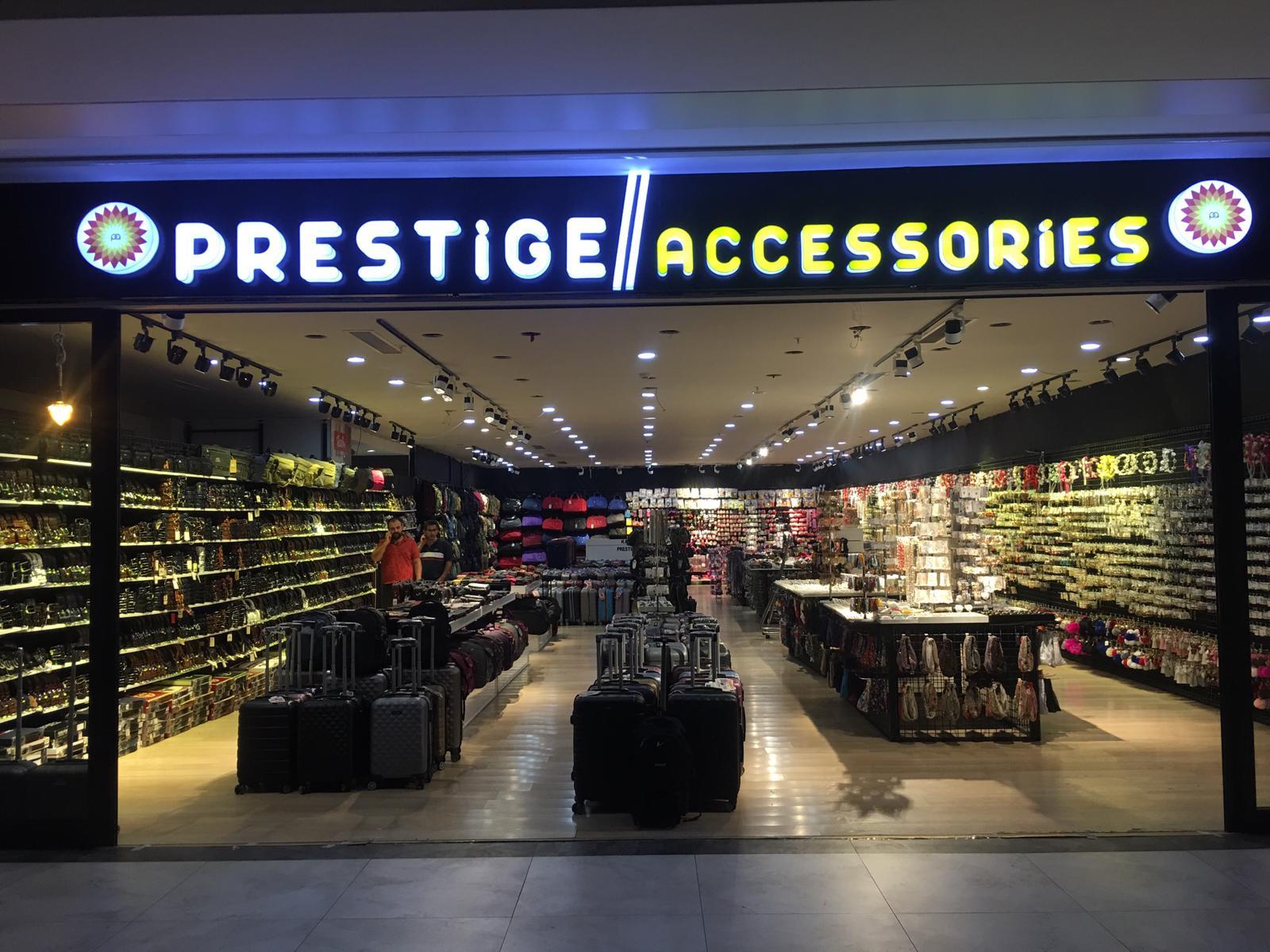 ACity AVM'de Prestige Accessorie'nin Mekanik Tesisat Projesi Tamamlandı