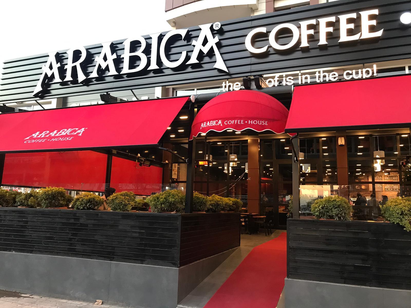 Kahramanmaraş Arabica Coffee Mekanik Tesisat Projesi Tamamlandı