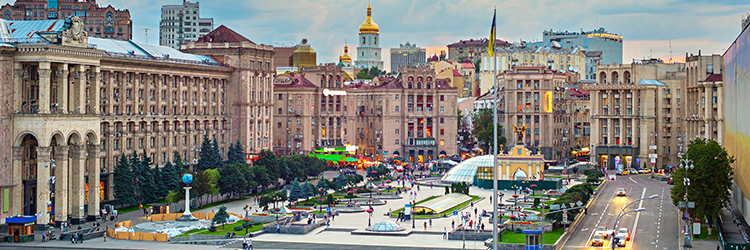Ukrayna Arabica Coffee Mekanik Tesisat Projesi Tamamlandı