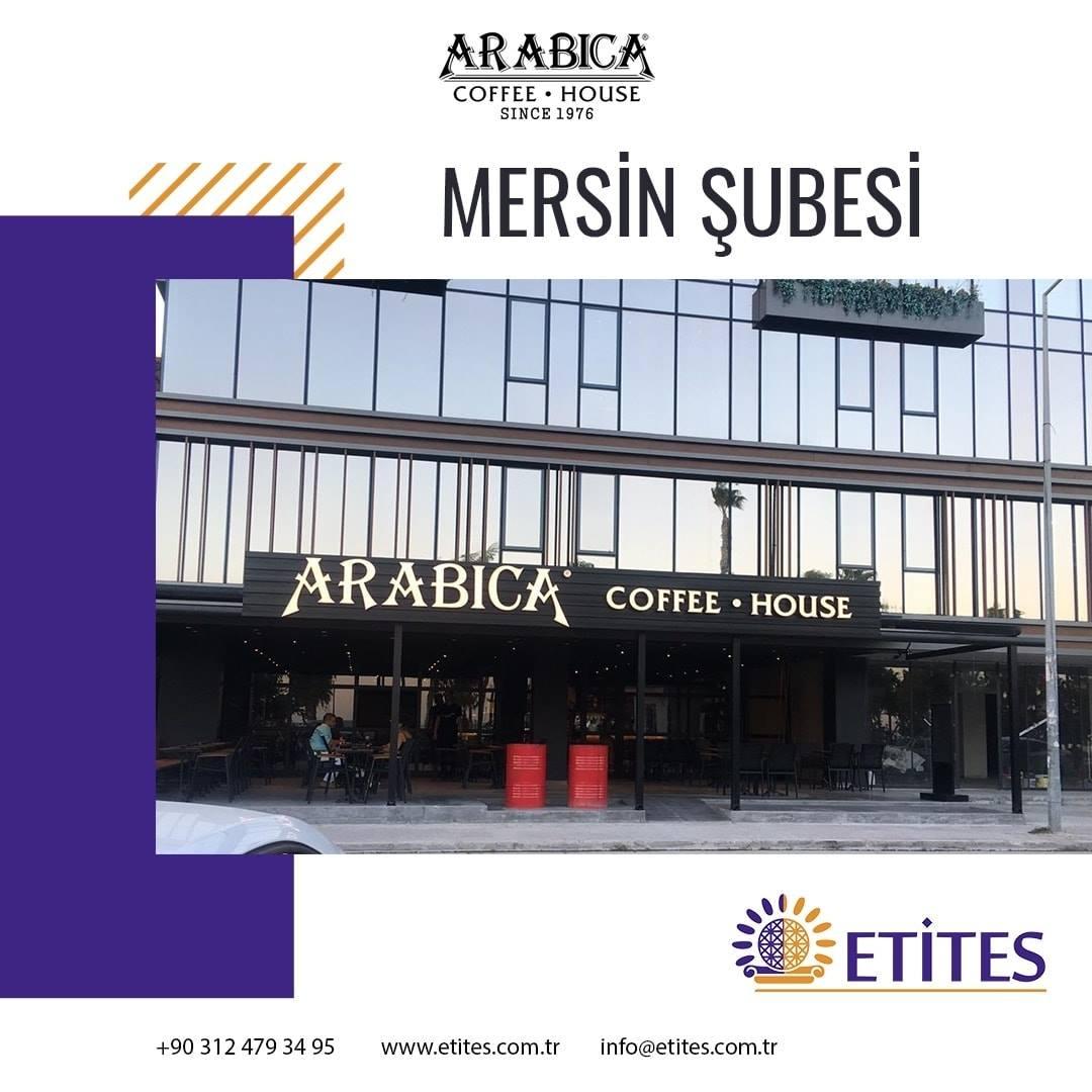 Mersin Arabica Coffee Mekanik Tesisat Projesi