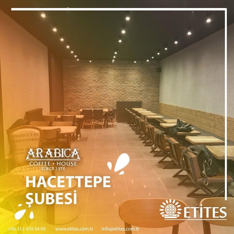 Hacettepe Üniversitesi Arabica Coffee Mekanik Tesisat Projesi Tamamlandı