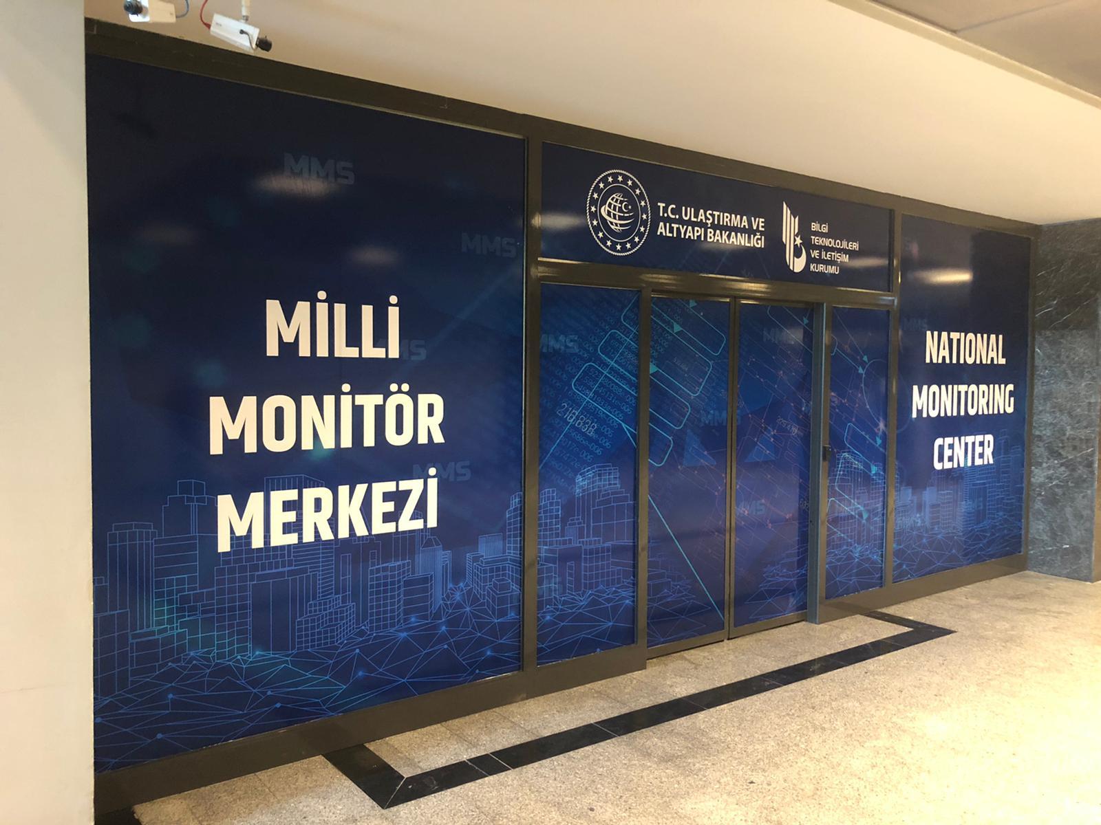 BTK Monitör Merkezi Mekanik Tesisat Projesini Tamamladık