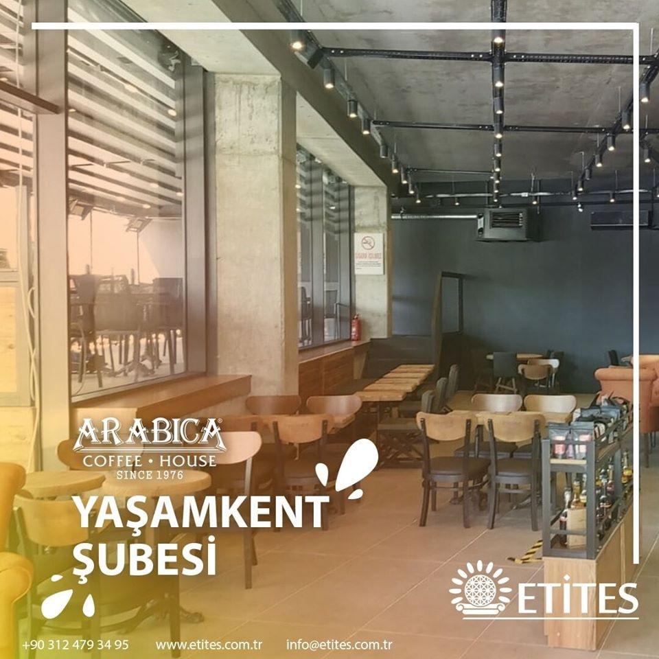 Yaşamkent Arabica Coffee Mekanik Tesisat Projesini Tamamladık