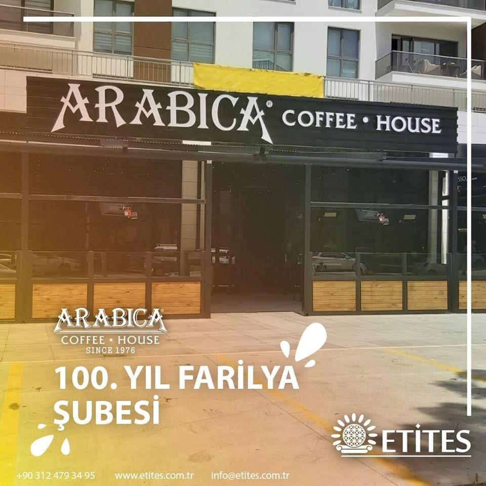 100. Yıl Farilya Arabica Coffee Mekanik Tesisat Projesi Tamamlandı