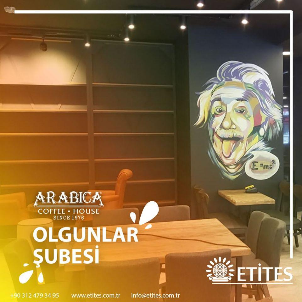 Kızılay Olgunlar Arabica Coffee Mekanik Tesisat Projesini Tamamladık