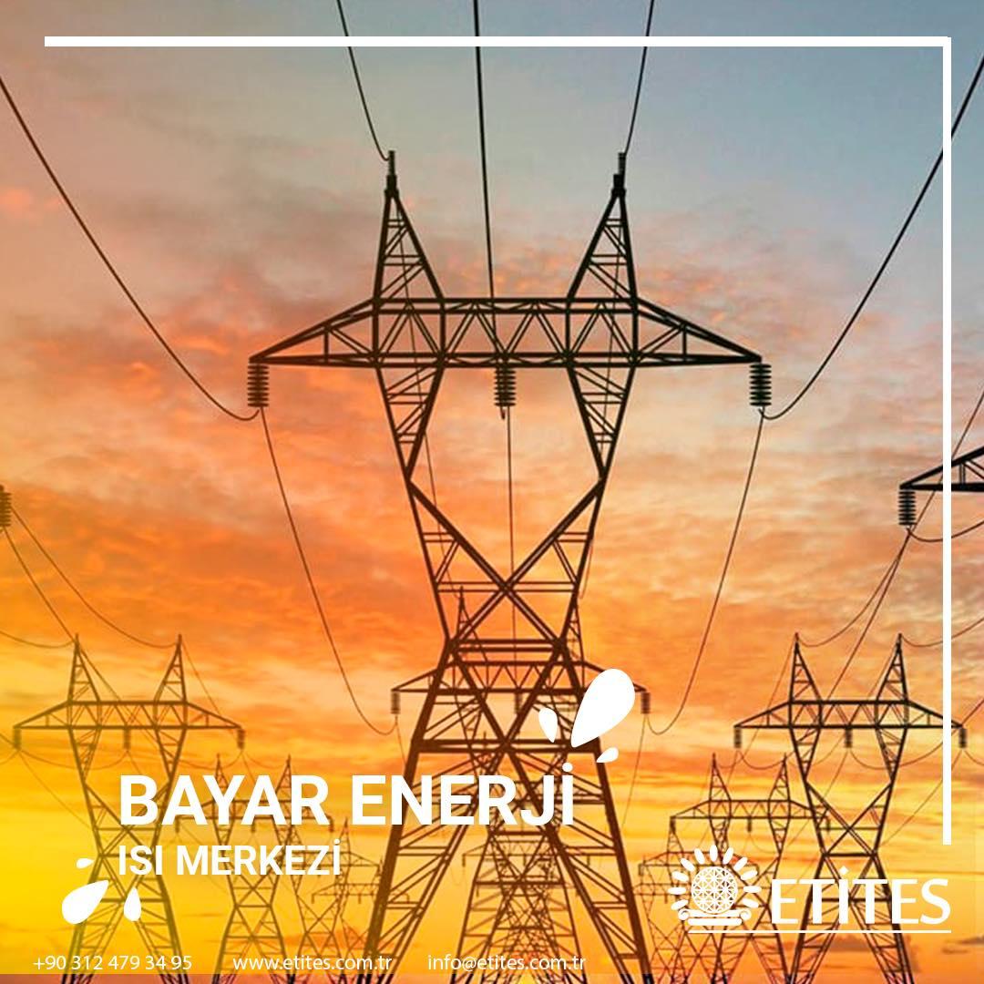 Bayar Enerji Isı Merkezi Projesi
