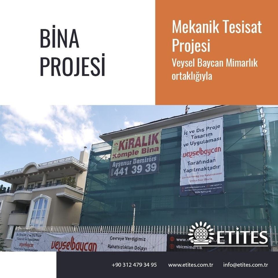 Bina Projesi