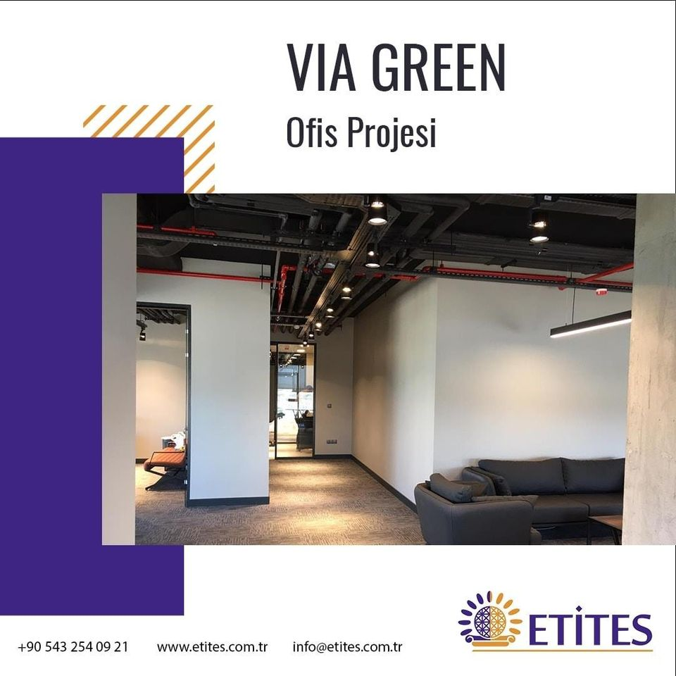 Via Green Ofis Projesi