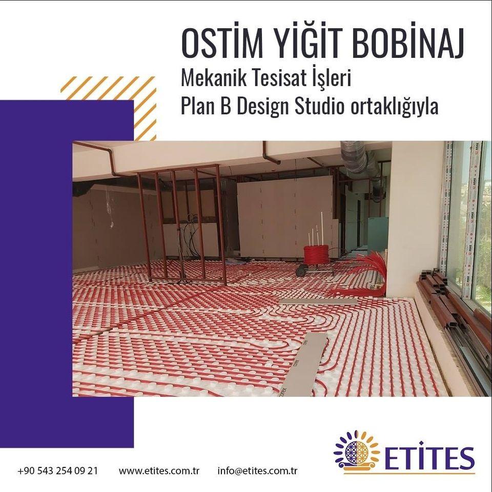 Ostim Yiğit Bobinaj Ofis Projesi