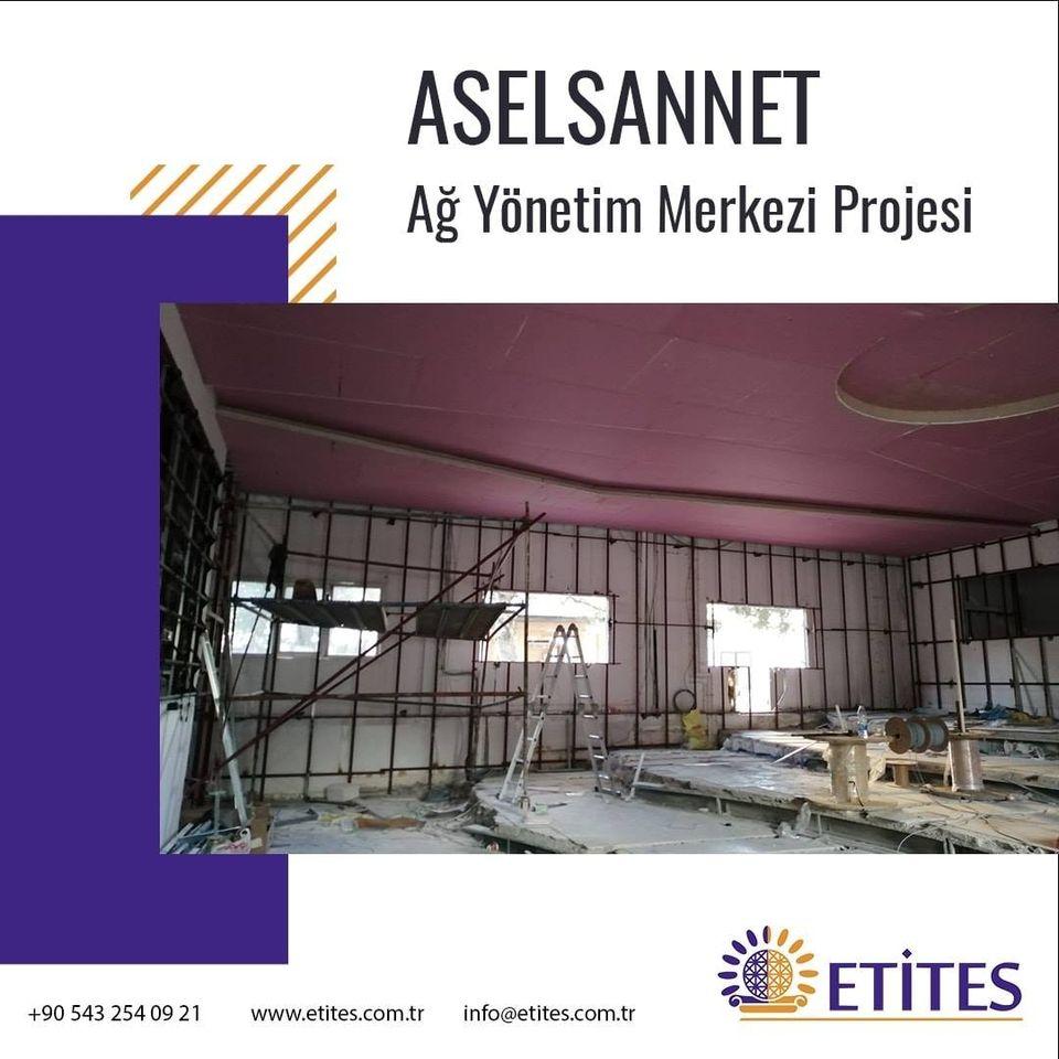 AselsanNet Güvercinlik Ağ Yönetim Merkezi Projesi