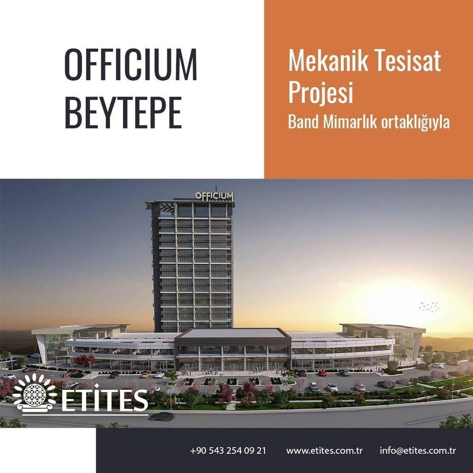 Officium Beytepe Ofis Projesi