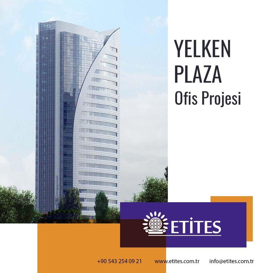 Yelken Plaza Ofis Projesi