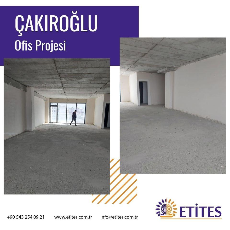 Çakıroğlu Ofis Projesi