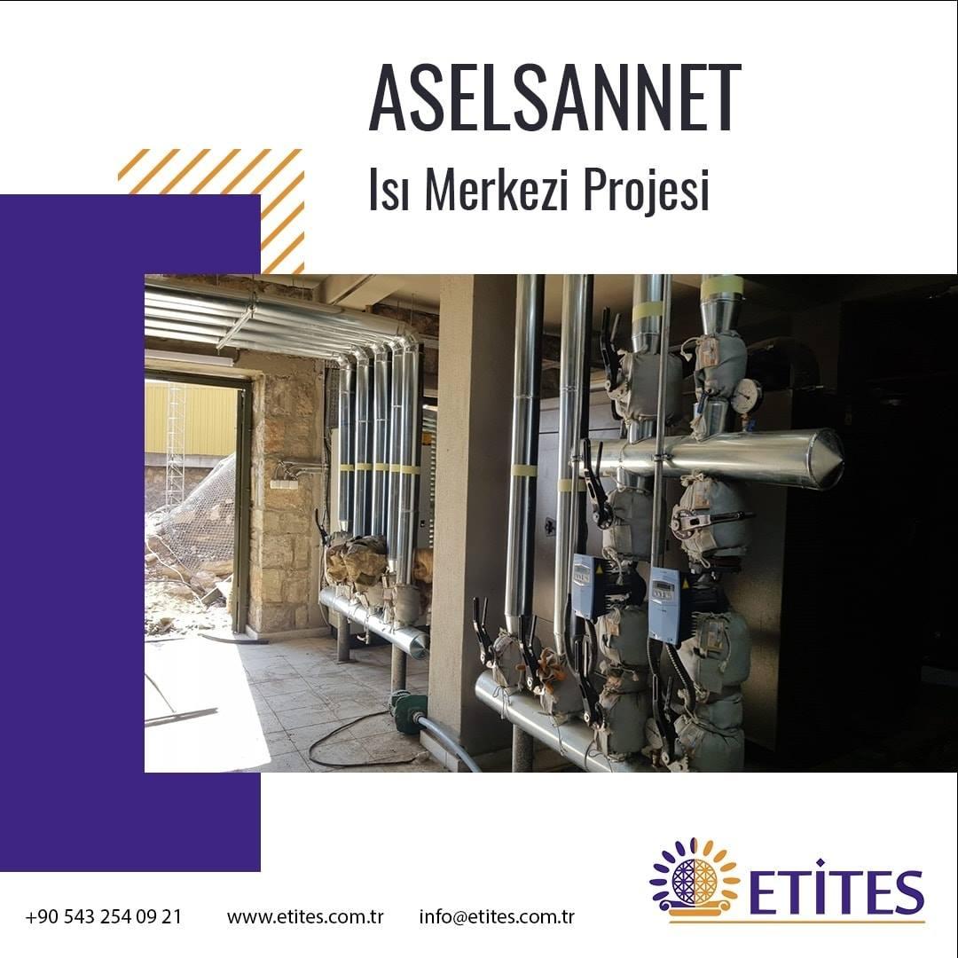 AselsanNet Isı Merkezi Projesi