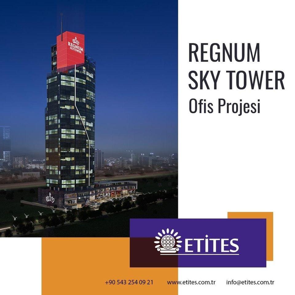 Regnum Sky Tower Ofis Projesi