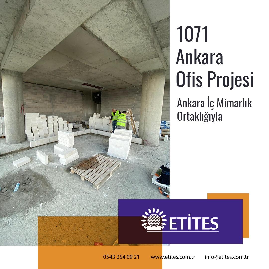1071 Ankara Ofis Projesi