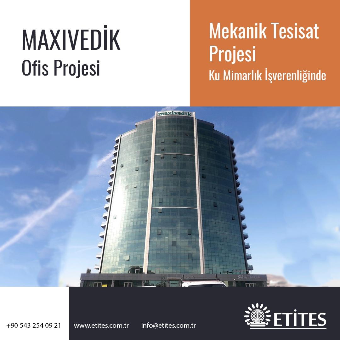 Maxivedik Ofis Projesi