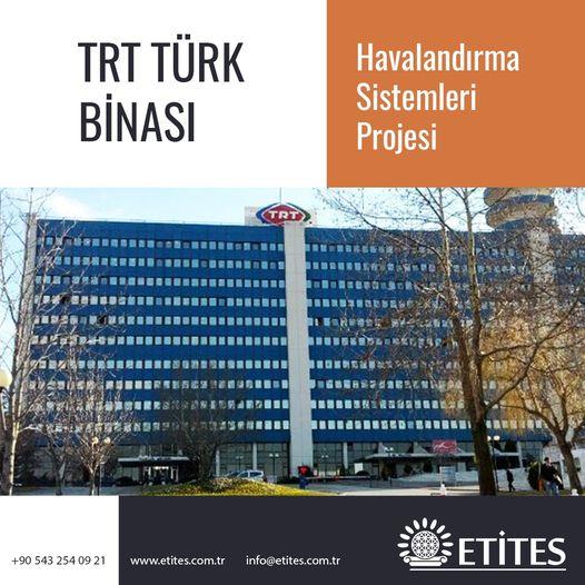 TRT Türk Binası Projesi