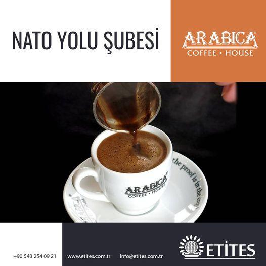 Arabica Coffee Nato Yolu Şubesi Projesi