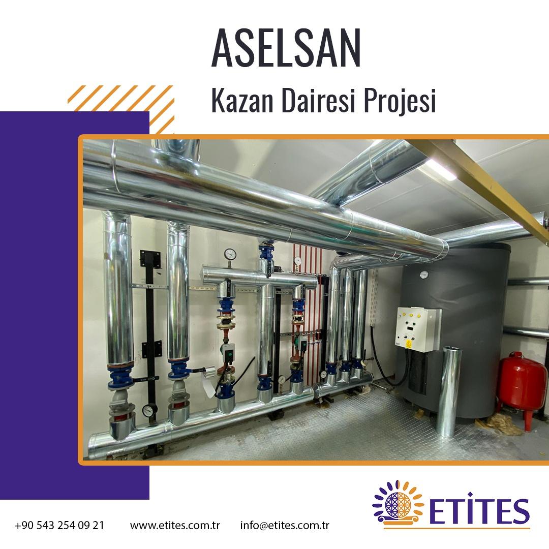 Aselsan Kazan Dairesi Projesi