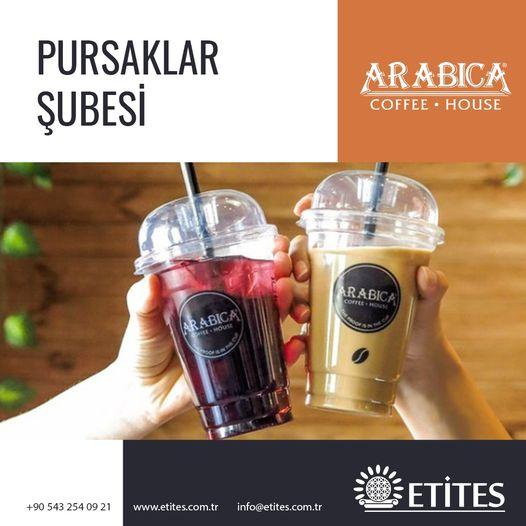Arabica Coffee Pursaklar Şubesi Projesi
